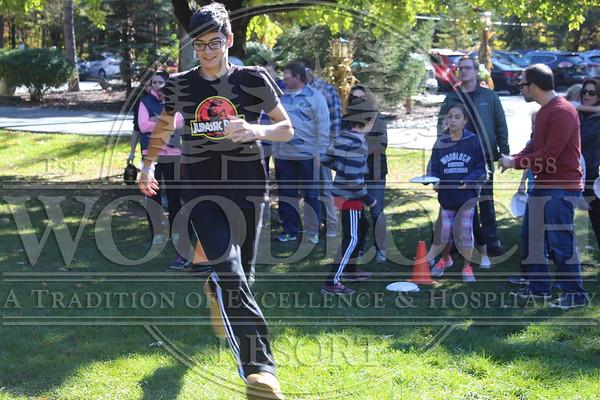 October 15 - Family Olympics