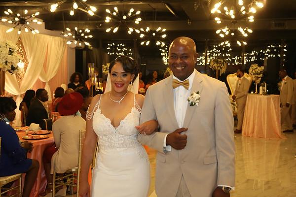 Lisa and Taj Jackson Wedding