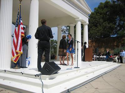 Ashley Junior High Graduation 2006