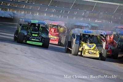 Super DIRT Week XLIV Saturday 10-10-15 / Matt Clemons Photos