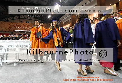 Union Graduation Ceremony 5-31-14