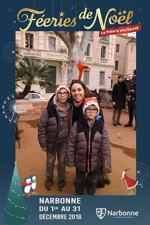 Fééries de Noël Narbonne 2018