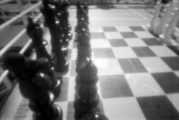 Chess Game Through A Paper Camera