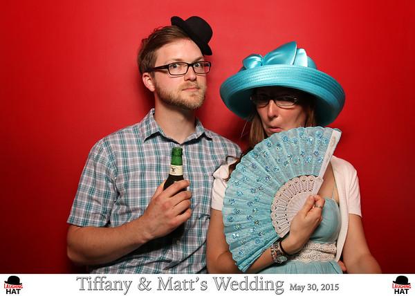 Tiffany & Matt's Wedding
