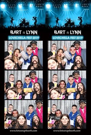 Bart & Lynn's Wedding Reception 2019