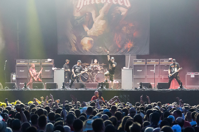 Hatebreed, With Full Force