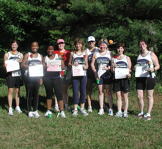 Striders at: Run for Roses 5K