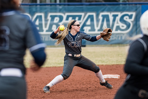 CWRU vs Mount Union Softball 3-24-19