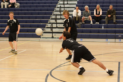 2010-03-25 Boy's Highschool Volleyball - PCS at Aptos