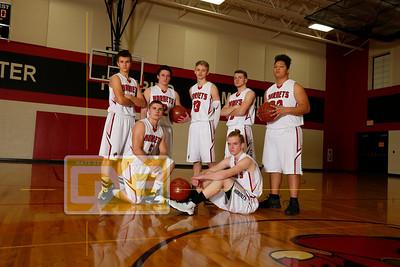 Lincoln boys' basketball BBB1617