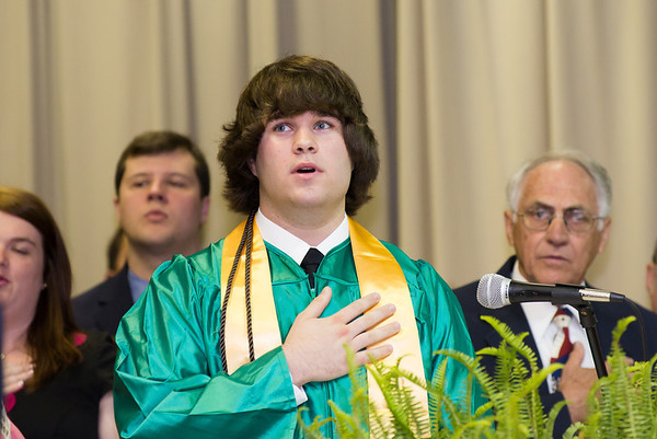 Hokes Bluff High School Senior Awards 2013