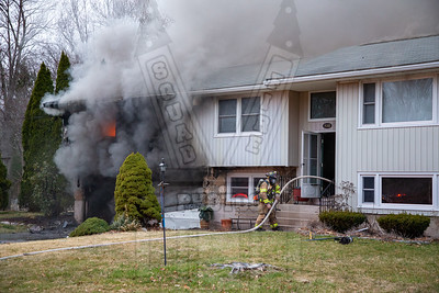 East Hartford, Ct 2nd alarm 3/18/20