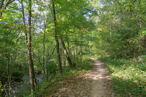 Campground Connector Trail (#329)