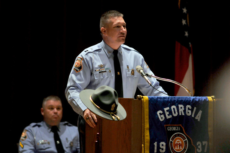3 7 14 Clayton Jones GSP Graduation, Forsyth
