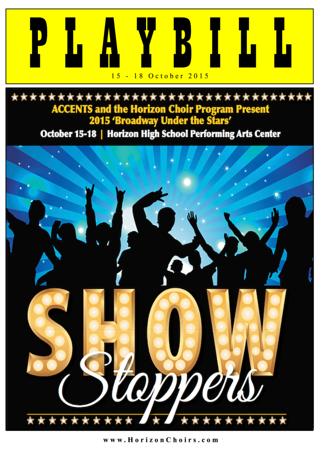 Broadway Under The Stars - 2015