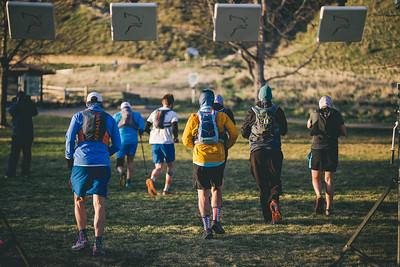 Start Line- 50 & 100 Milers (Friday)