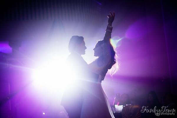 Edmonton Reception - The Party