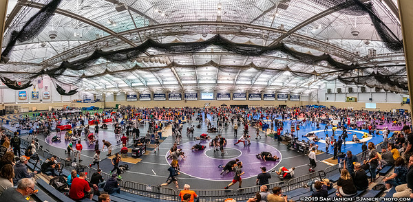 2019 UWW Cadet & U23 Nationals