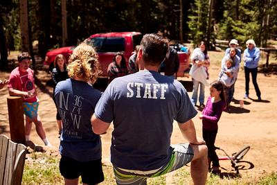 Staff Baptism - May 26th