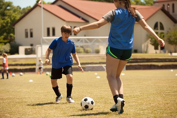 Soccer Camp 2016