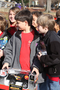 DLS Toys for Tots Walk 2008