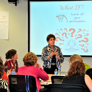 Speaker Dr. Joan King to Colorado Women of Influence - Apr 10, 2012