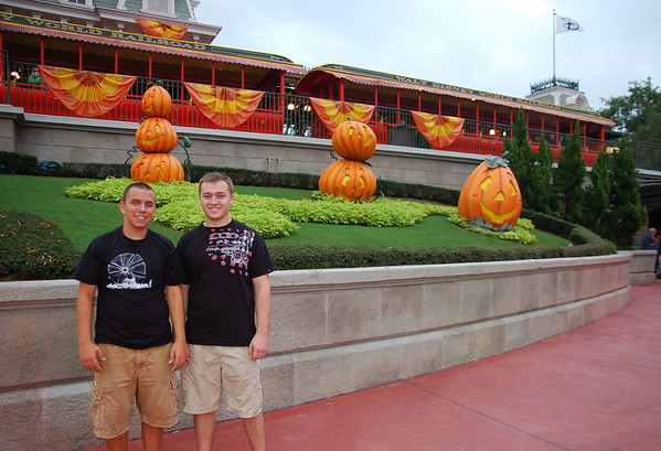 2007-10  Disney World