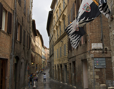Paris, Rome, Florence, Sienna