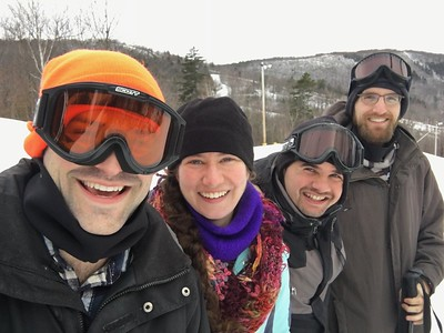 2018 20s/30s Winter Weekend in NH