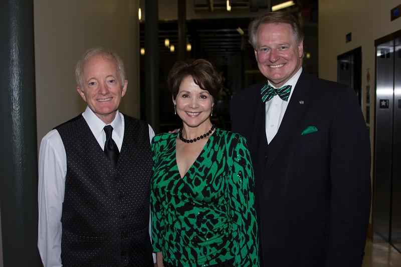 Dean and Mayor at VAC opening
