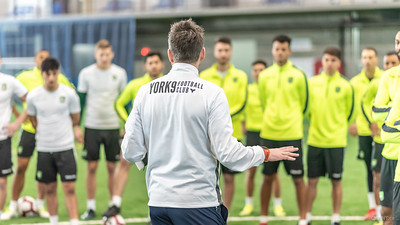 CPL - York9 FC Training