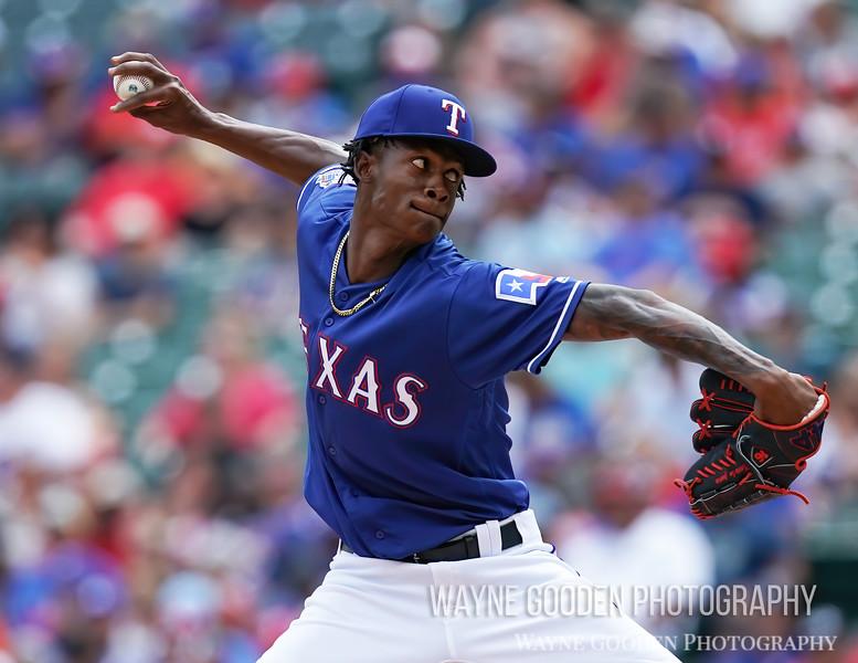 Phillips Valdez, RHP Texas Rangers