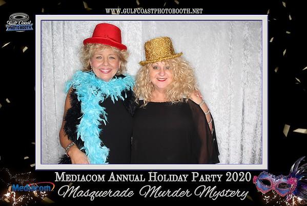 Mediacom Annual Holiday Party 2020
