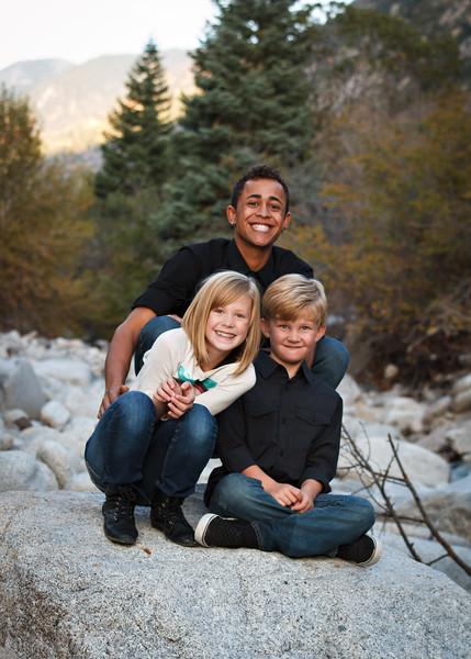 Thorstenson Family