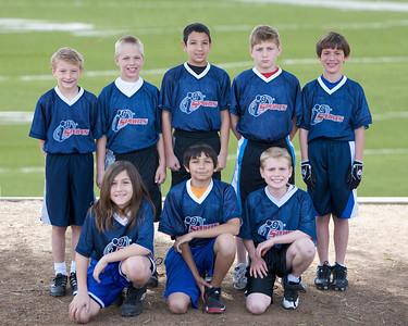 Longhorns - I9 Sports - 2010