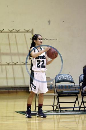 University Intermediate Girls Basketball - HBA 12-18-13