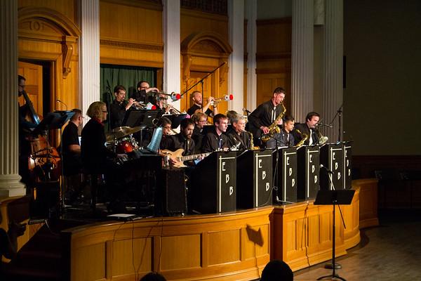 2015-11-07 Ellensburg Big Band