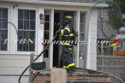 Massapequa F.D. House Fire 15 Walnut Street 3-16-12