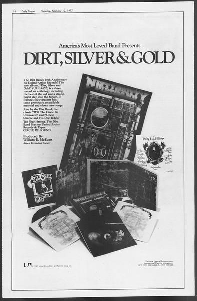 Daily Trojan, Vol. 71, No. 3, February 10, 1977