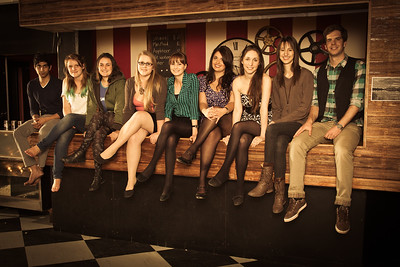 Pulp Film society 2012