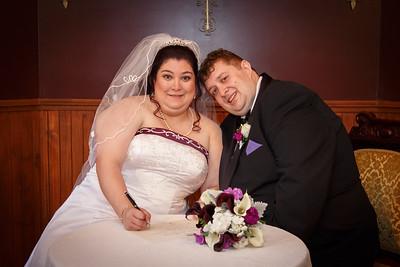 Julie and Adrian - Wedding