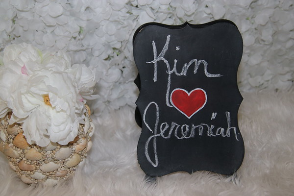 Kim and Jeremiah's elopement wedding on Cocoa Beach!