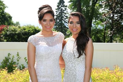 Bella and Lana Pre-Prom