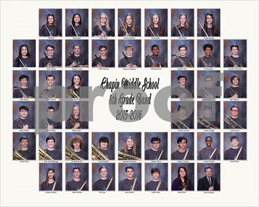 2015-2016  8th grade banmd