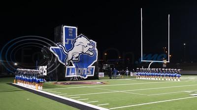 Tyler High School Football vs Highland Park High School - PLAYOFFS by Bruce Bean