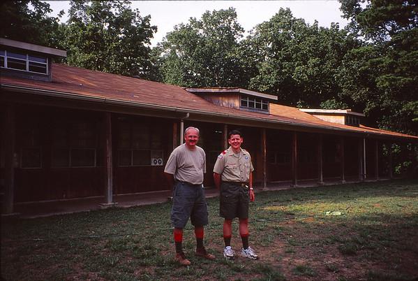 Summer Camp - Camp Buck Toms