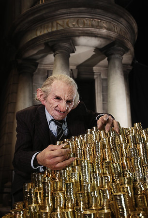 29/1/19 -  GRINGOTTS WIZARDING BANK AT WARNER BROS. STUDIO TOUR – THE MAKING OF HARRY POTTER
