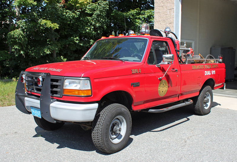 Engine 8 1995 Ford F-350 250/350