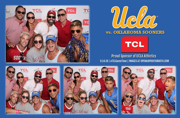 9-14-2019 UCLA Football vs. Oklahoma at The TCL Club (prints)
