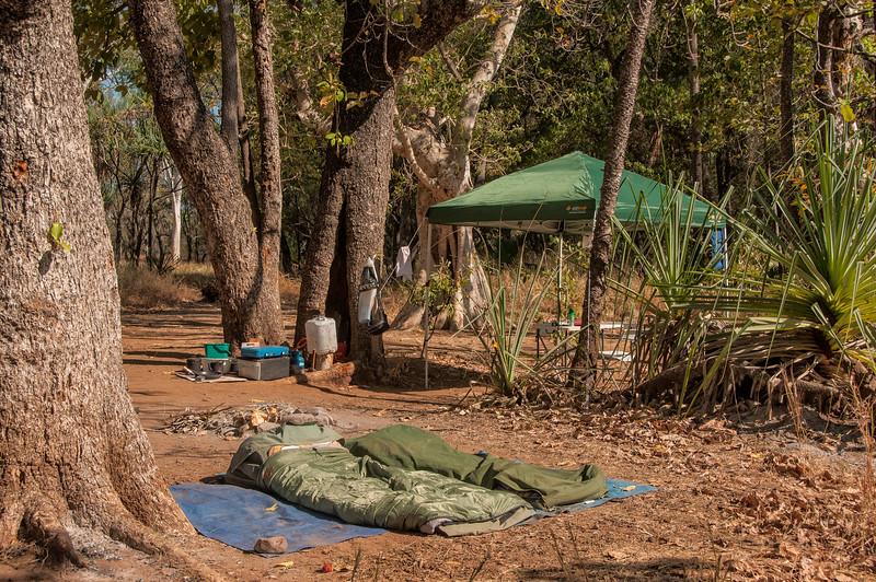 El Questro Campsite